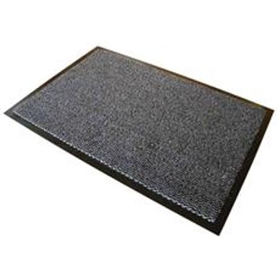 Doortex Dust Control Mat Roll 900x3000mm Grey