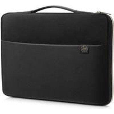 HP 3XD37AA notebook case 43 9 cm  17 3  Sleeve case Black Gold - 192545241977