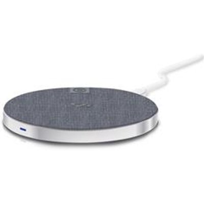 ALOGIC Wireless Charging Pad - Silver - 10W - Includes USB-A to USB-C