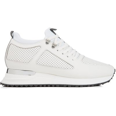 Mallet White Driver 2.0 Trainers  - Size 7