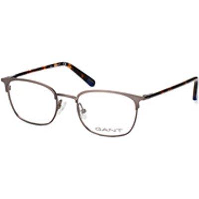 Gant GA 3130 009, including lenses, SQUARE Glasses, MALE