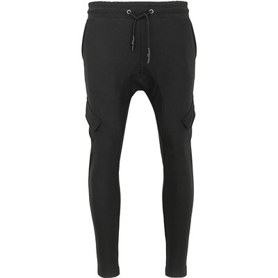 tigha Sweatpants Malek schwarz (black)