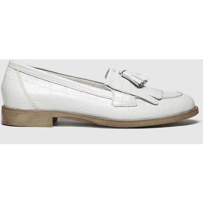 Schuh Grey Compass Flat Shoes