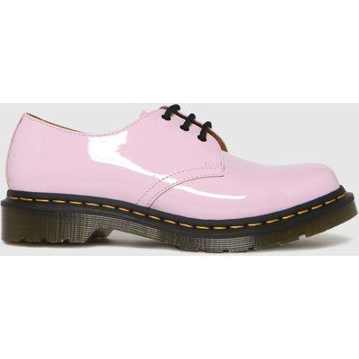 Dr Martens Pale Pink 1461 Flat Shoes