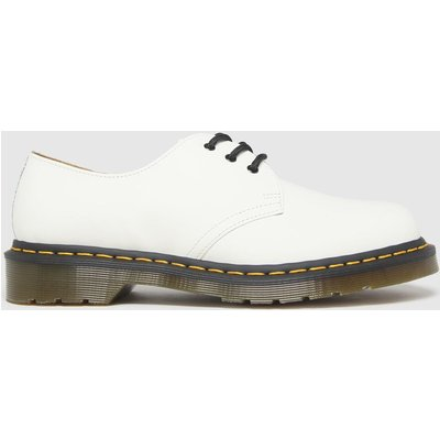 Dr Martens White 1461 60th Anniversary Flat Shoes