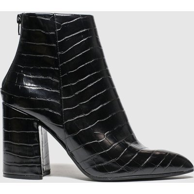 Schuh Black Movement Boots