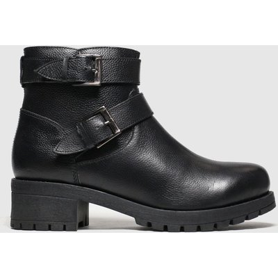 Schuh Black Far Out Boots