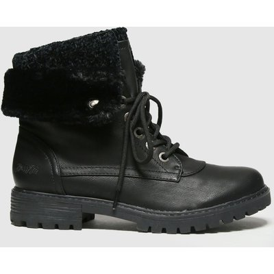 Blowfish Malibu Black Ralee Vegan Boots