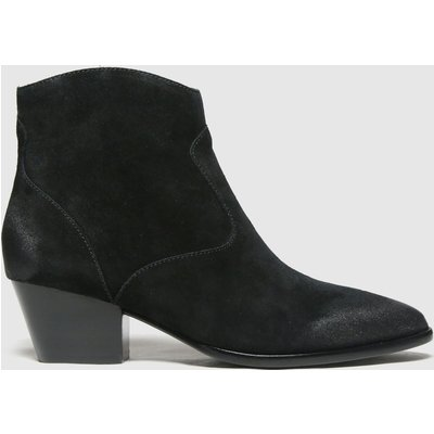 ASH Black Heidi Boots