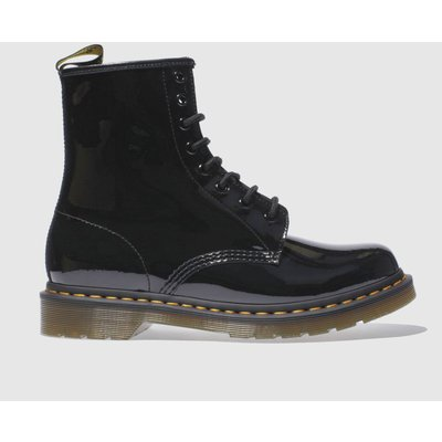 Dr Martens Black 1460 8 Eye Patent Boots