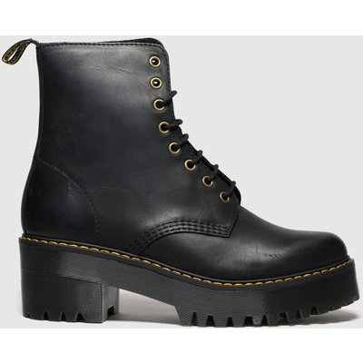 Dr Martens Black Shriver Hi Boots