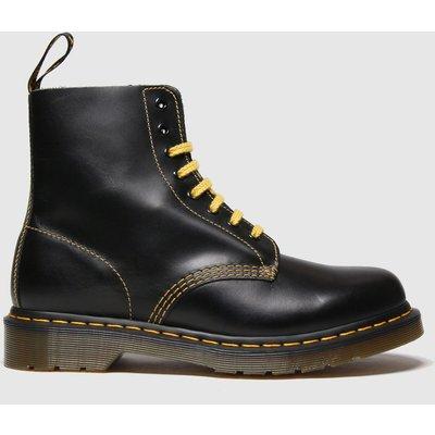 Dr Martens Black Dm 1460 Pascal Atlas Boots