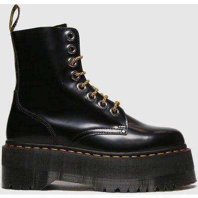 Dr Martens Black Jadon Max Boots
