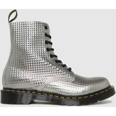 Dr Martens Silver 1460 Pascal Boots