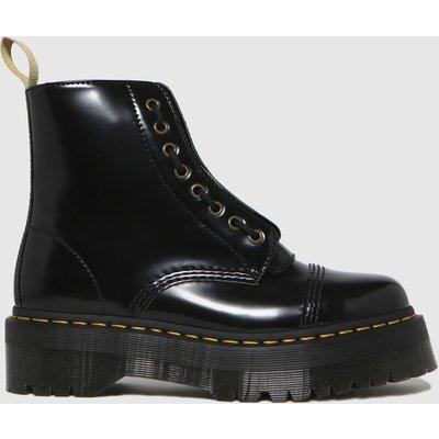 Dr Martens Black Sinclair Vegan Boots