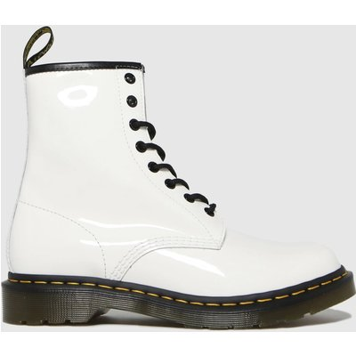 Dr Martens White 1460 Boots