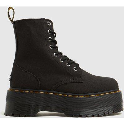 Dr Martens Black Jadon Max X-girl Boots
