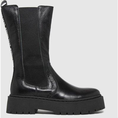 Steve Madden Black Vivianne Boots