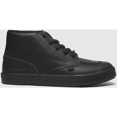 Kickers Black Tovni Hi Boots