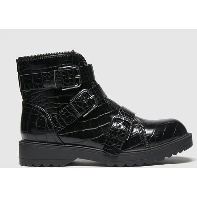 GUESS Black Wendy Boots