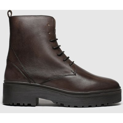 Red Or Dead Brown Marky Boots