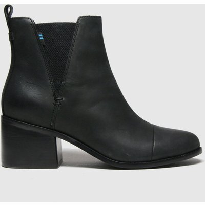 TOMS Black Esme Boots