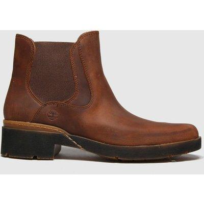 Timberland Brown Graceyn Boots