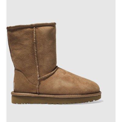 Ugg Tan Classic Short Ii Boots