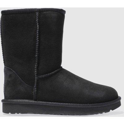 Ugg Black Classic Short Ii Boots