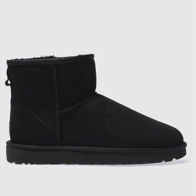 Ugg Black Classic Mini Ii Boots