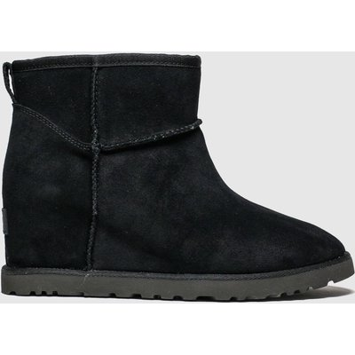 Ugg Black Classic Femme Mini Boots