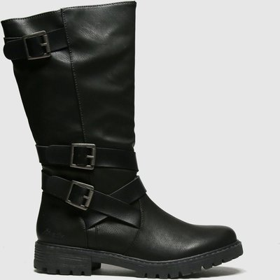 Blowfish Malibu Black Renae Boots