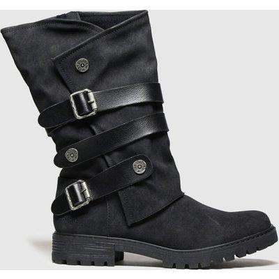 Blowfish Malibu Black Rider Vegan Boots