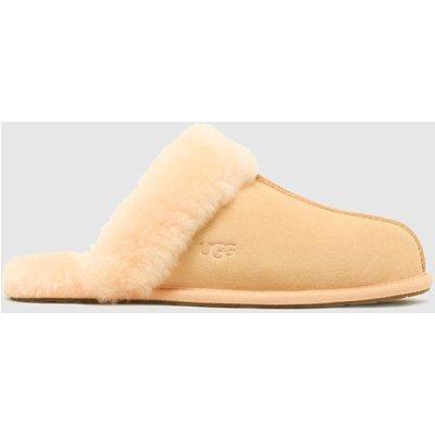 UGG Peach Scuffette Slippers