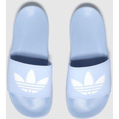 Adidas Lilac Adilette Lite Sandals