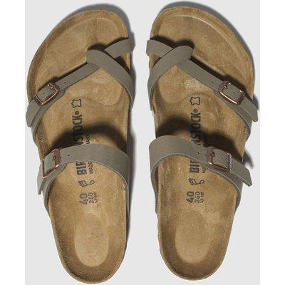 BIRKENSTOCK Stone Mayari Sandals