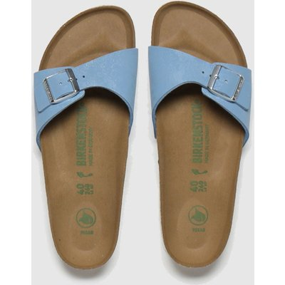 BIRKENSTOCK Pale Blue Madrid Sandals