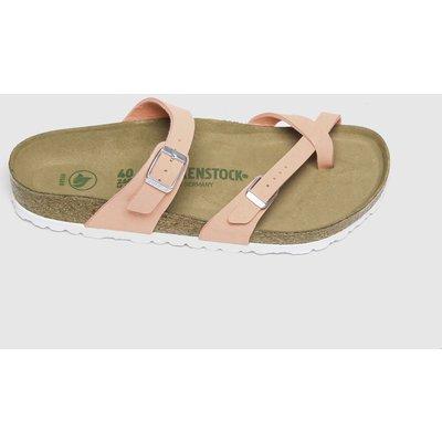 BIRKENSTOCK Pale Pink Mayari Sandals