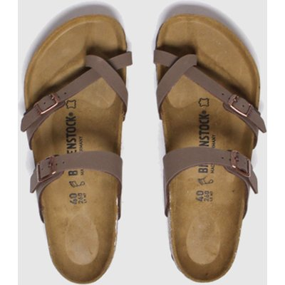 BIRKENSTOCK Brown Mayari Sandals