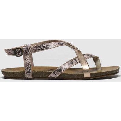 Blowfish Malibu Bronze Granola B Vegan Sandals