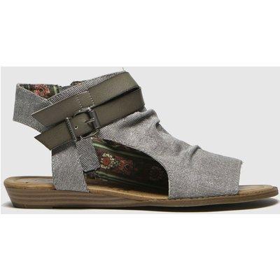 Blowfish Malibu Grey Balla Sandals