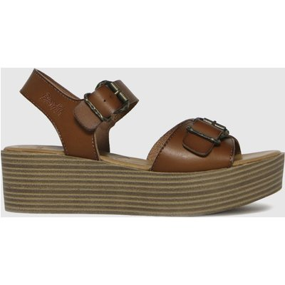 Blowfish Malibu Tan Blowfish Leeds Vegan Sandals