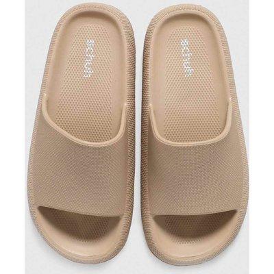Schuh Stone Hani Mule Flatform Flat Shoes