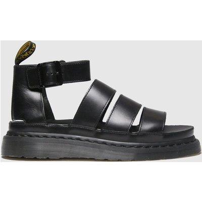 Dr Martens Black Clarissa Ii Sandals
