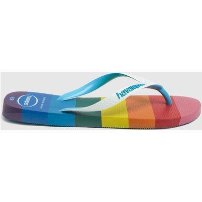 Havaianas Multi Pride All Over Sandals
