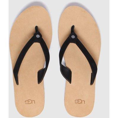 Ugg Black Tawney Sandals