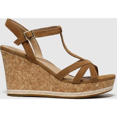UGG Tan Melissa Sandals