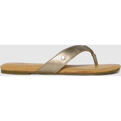 UGG Gold Toulumne Sandals