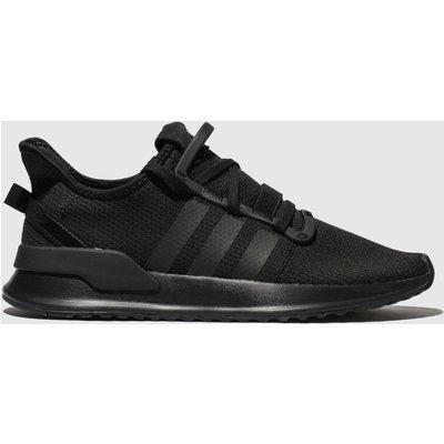 Adidas Black U_path Trainers