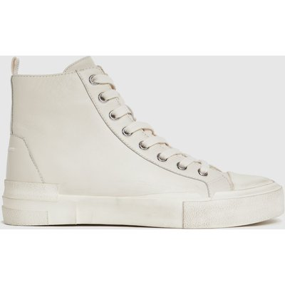 ASH White Ghibly Trainers